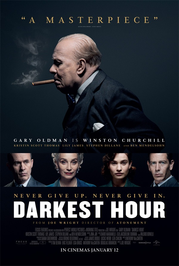 Darkest Hour – Official International Trailer (Universal Pictures) HD