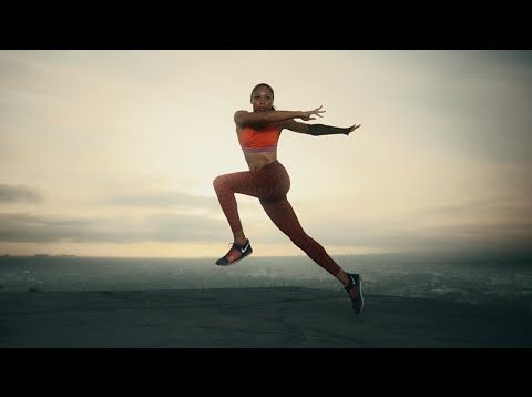 A Revolution In Motion – Nike