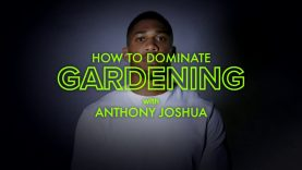 Anthony Joshua | Dominate Gardening | BULK POWDERS®