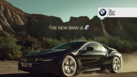 BMW i8 – Curiosity advert