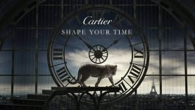 Cartier – Shape Your Time