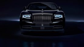 Rolls-Royce: Dawn Black Badge