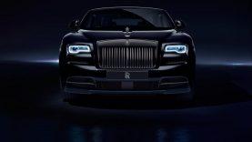 Rolls-Royce: Dawn Black Badge