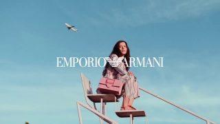 EMPORIO ARMANI SPRING 2018 AD CAMPAIGN