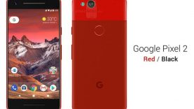 google-pixel-2-smart-phone-design-launch-photos-images-google-pixel-2-red-and-black