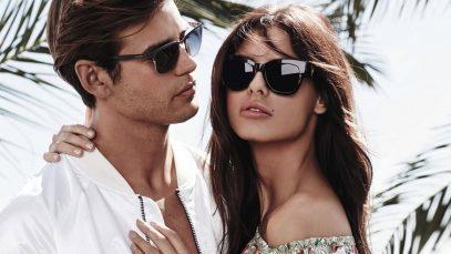GUESS Eyewear Spring 2017 Campaign