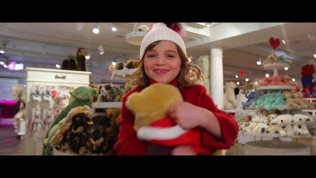 Introducing Bertie the Harrods 2017 Christmas Bear