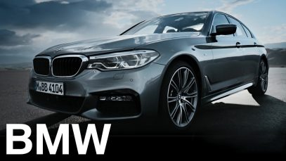 The all-new BMW 5 Series. Official Launchfilm.