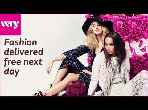 Very.co.uk – Spring Fashion TV Ad