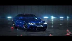 The new BMW M5. Balance is a powerful thing