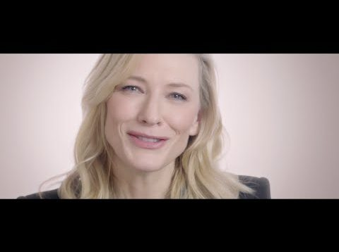 The Sì Women's Circle – Cate Blanchett – Giorgio Armani Parfums