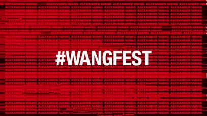 The #WANGFEST #WANGSS18 party