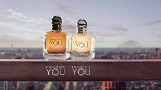 TOGETHER STRONGER – reveal – the new series by Emporio Armani