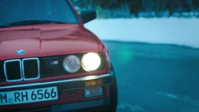 "Too Powerful: ""Christmas Tree Tragedy"" by BMW-M.com"