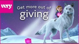 Very.co.uk Christmas Advert 2017 – Get More Out of Giving