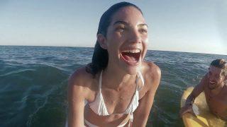Vogue x Wonderlust Fragrance | Fun in the Sun with Lily Aldridge