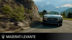 Maserati The 2018 Levante. The Maserati of SUVs