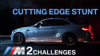 BMW M2 Competition: The Cutting Edge Stunt.