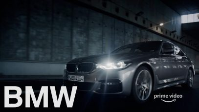 BMW starring in Tom Clancy's Jack Ryan