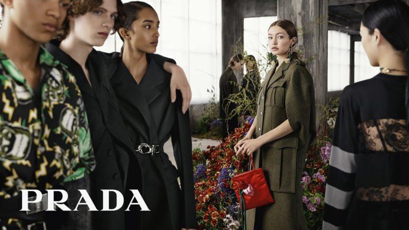 365, Prada Fall/Winter 2019 Advertising Campaign – Anatomy of Romance