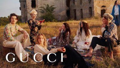 Harry Styles in Gucci Mémoire d'une Odeur – The Campaign Film
