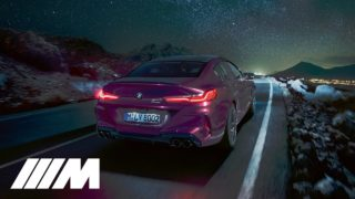 The first-ever BMW M8 Gran Coupé. Official Launch Film. (F93. 2020)